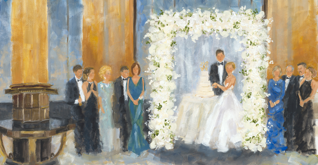 wedding painting, dallas, houston, austin
